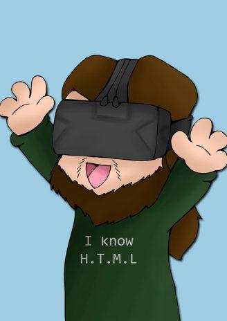 Tony in VR
