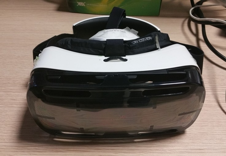 Gear VR viewer virtual reality