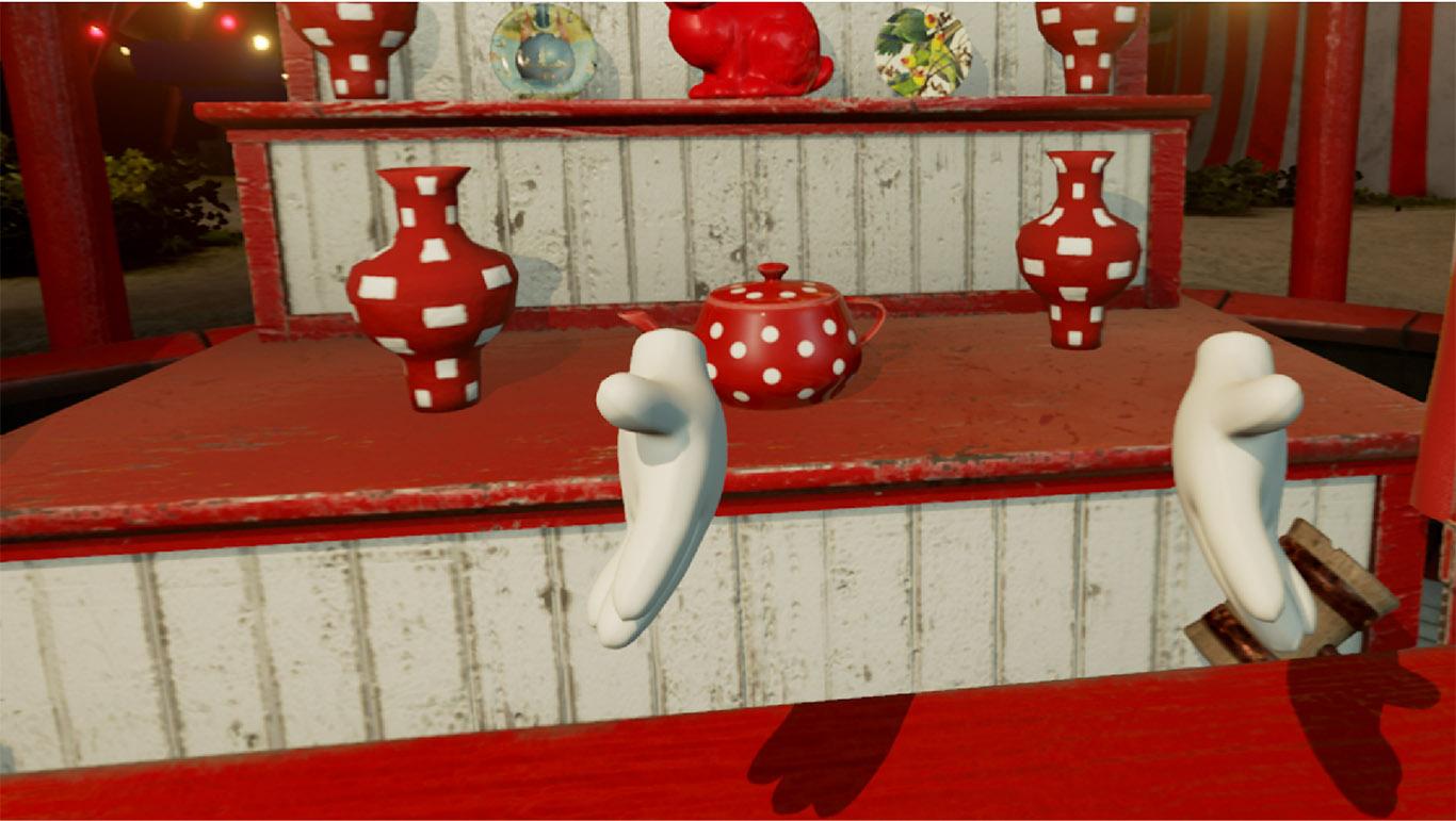 NVIDIA SteamVR virtual reality