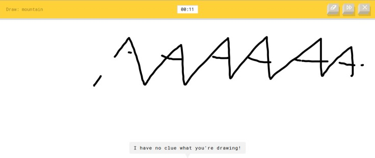 Ot Google Quickdraw The Ghost Howls