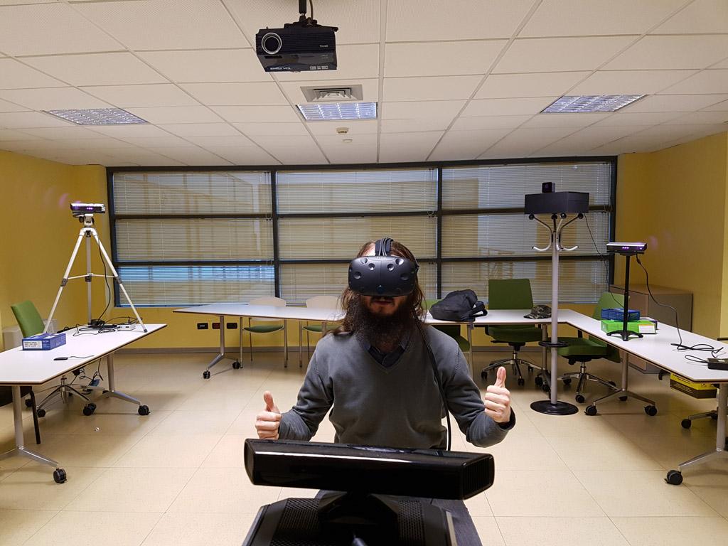 How to use Riftcat VRIdge with Kinects: ImmotionRoom Iridge