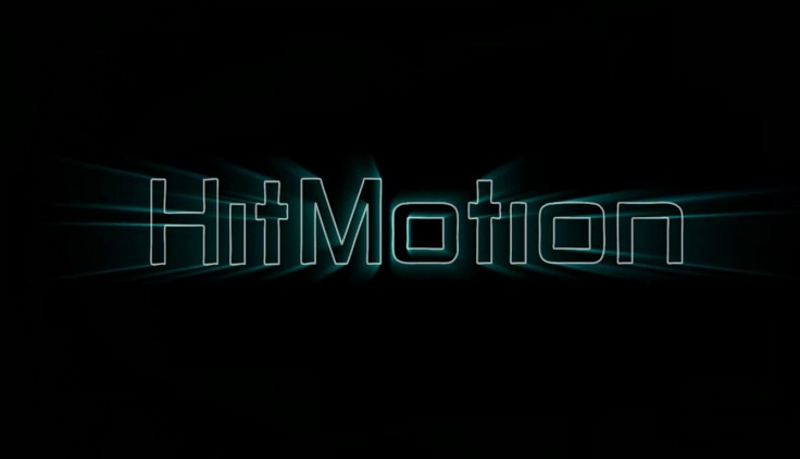 Hit Motion full body virtual reality game