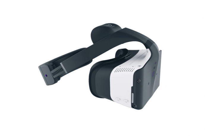Intel Alloy virtual reality