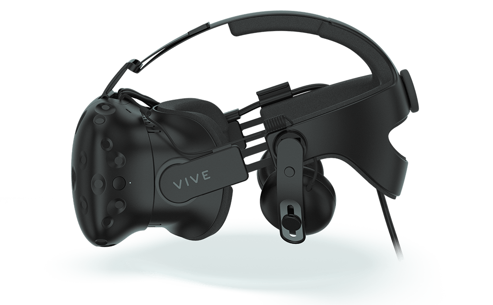 HTC vive audio tracker