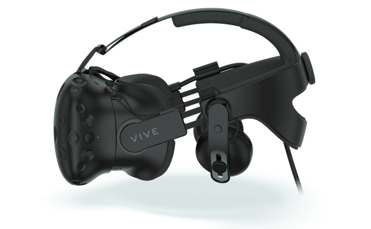 HTC vive audio tracker