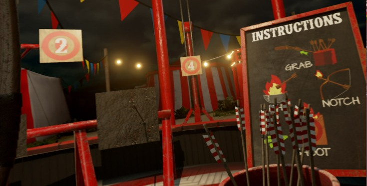 NVidia VR funhouse game review