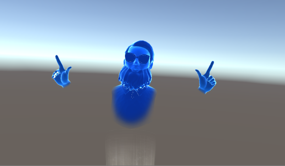 virtual reality oculus touch avatar sdk tutorial user id