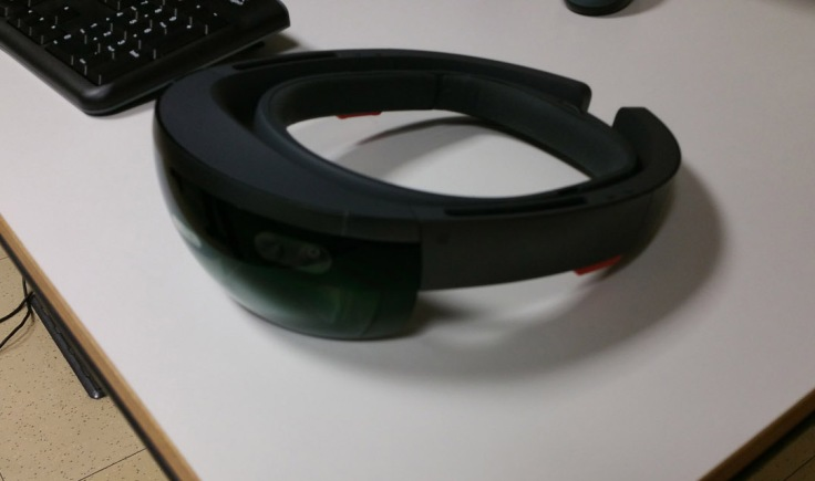 Hololens ar device