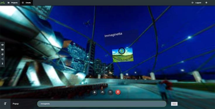 PPT-VR presentation virtual reality