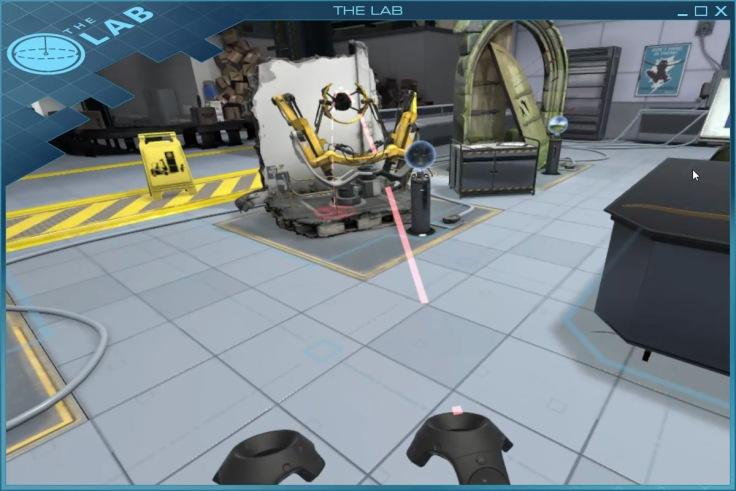 virtual reality teleportation