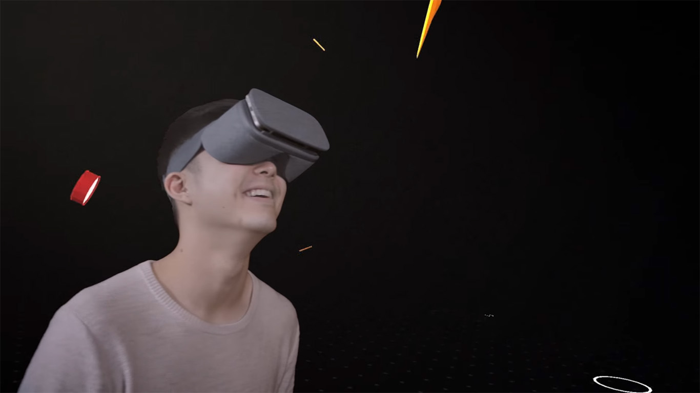 WebVR virtual reality Google experiments Oculus